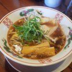 おれ流ラーメン鶏さき麺いち 大東市(住道)