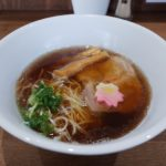 Japanese soup noodle 麺に恋いろ 東成区(新深江)